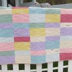 Sedona's quilt