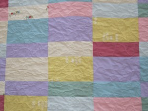 Sedona quilt closeup
