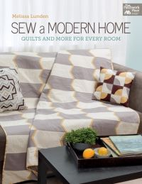 Sew A Modern Home cover