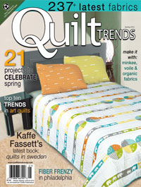 Quilt Trends Spring 2012